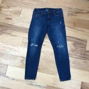 Old Navy RockStar Jeans 6R
